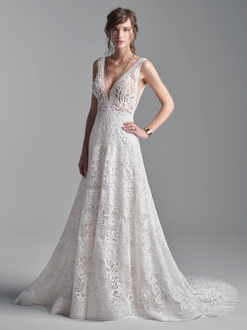 Sottero & Midgley Wedding Dress Finley Dawn (20SC648MC)