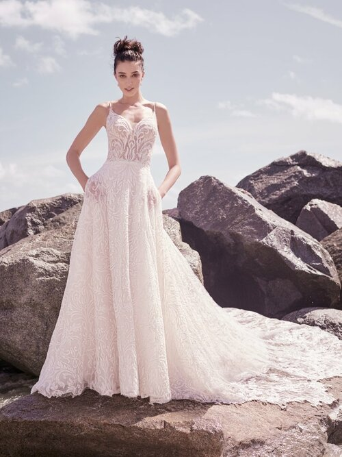 Sottero and Midgley Wedding Dress Presley (21SC406)