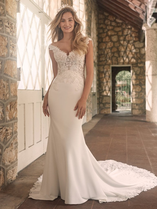 Maggie Sottero Wedding Dress Antonella (21MT416)