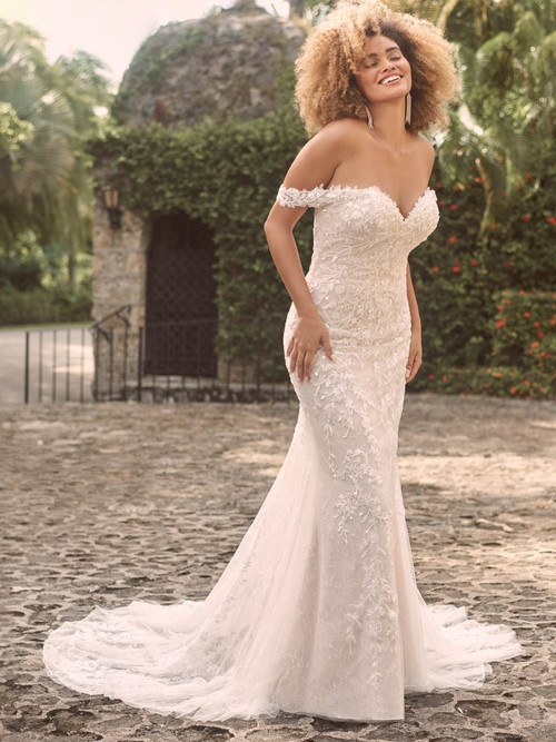 Maggie Sottero Wedding Dress Charmaine (21MK371)