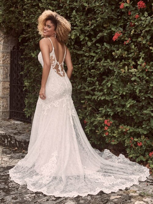 Maggie Sottero Wedding Dress Esther (21MC415)