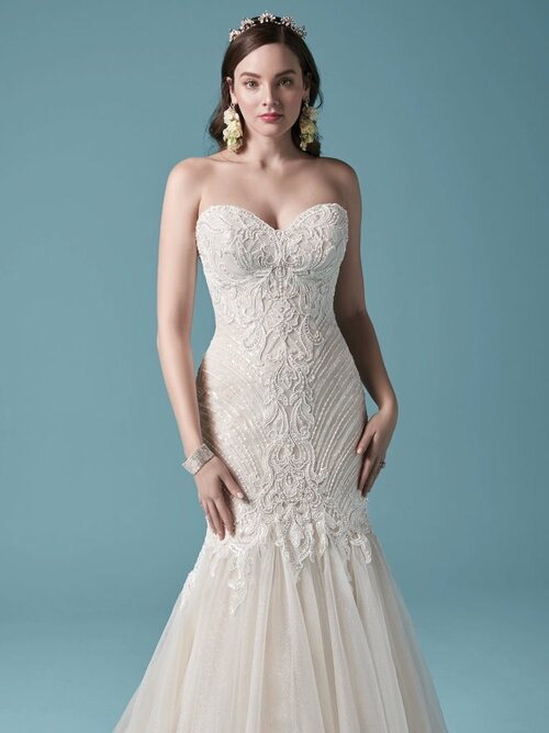 Maggie Sottero Wedding Dress Gideon Marie (20MC734MC)