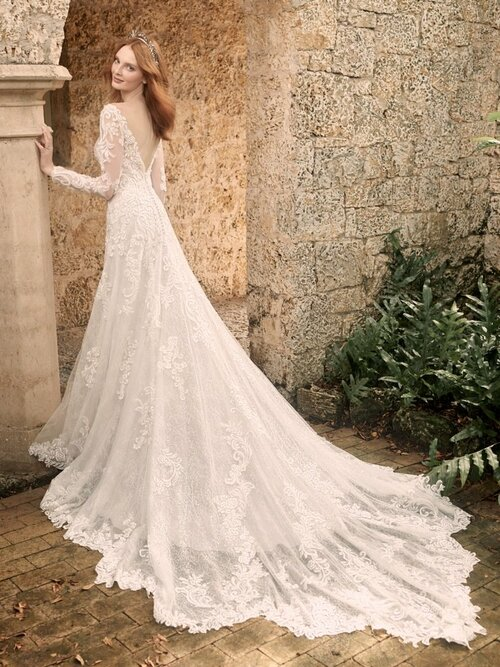 Maggie Sottero Wedding Dress Johanna (21MS349)