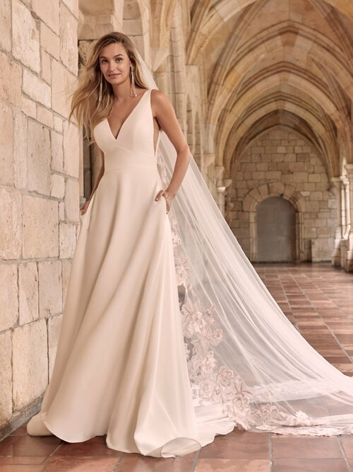 Maggie Sottero Wedding Dress Josephine (21MW374)