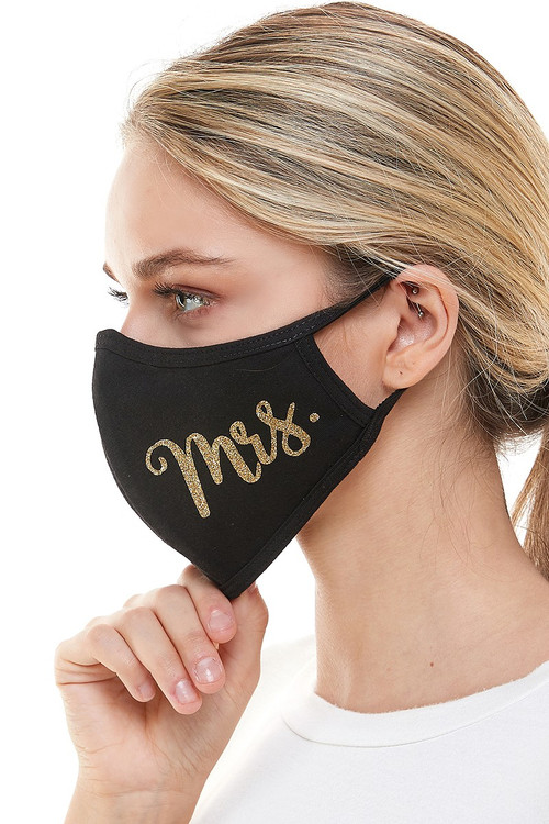 Mrs. Face Mask