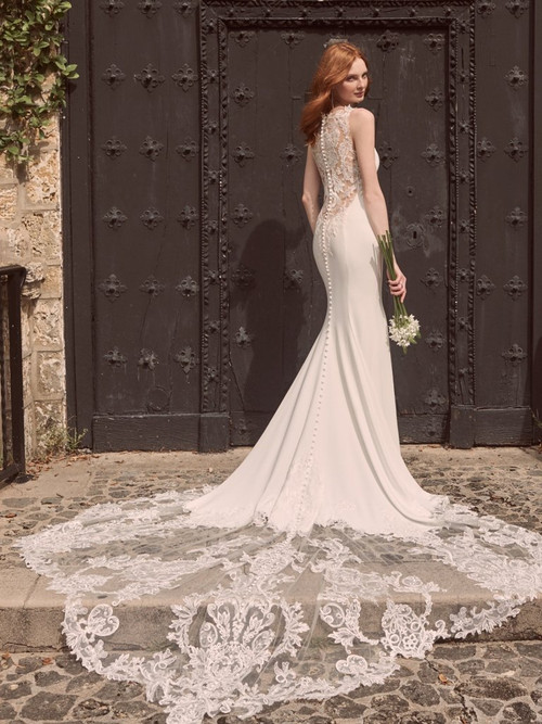 Maggie Sottero Wedding Dress Alyssa (21MW352)