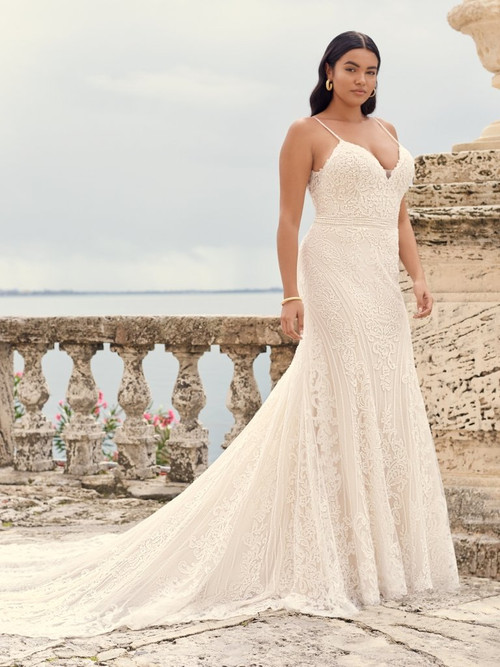 Sottero and Midgley Wedding Dress Cambrie (21SK789)