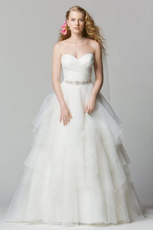 Watters Wedding Dress WTOO Cecilia (12011)