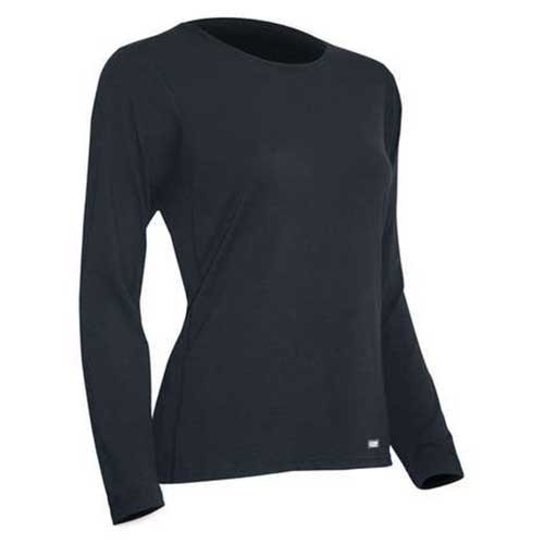 Polarmax Women's 4 Way Stretch Long Underwear Crew