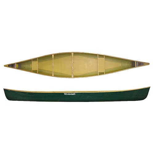 Boundary Waters 17' Two Seat Canoe - Sports & Leisure