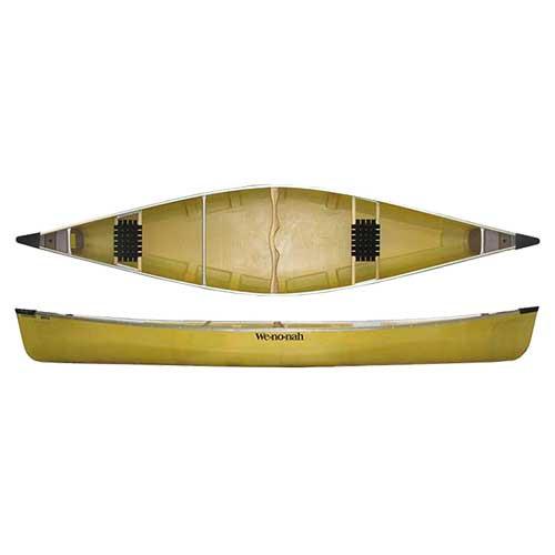 Fisherman 14' Two Seat Canoe - Sports & Leisure