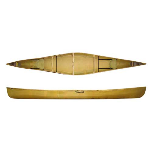 Itasca 19' Two Seat Canoe - Expedition