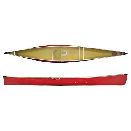 Encounter 17' Single Seat Canoe - Expedition