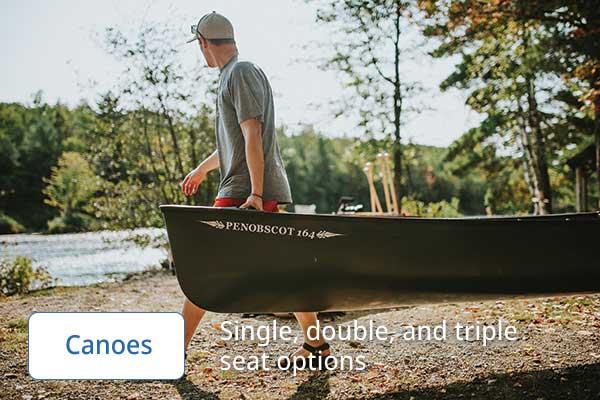 Shop Canoes