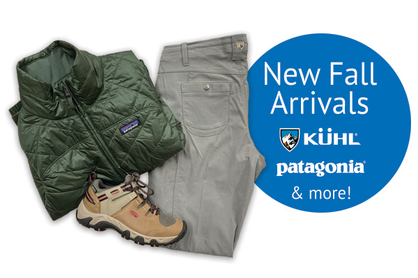 New women's fall clothing arrivals