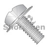 4-40X1/2  Phillips Pan Square Cone 410 Stainless Sems Fully Threaded 18-8 Stainless Steel (Box Qty 5000)  BC-0408CPP188