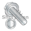 5/16-18X3/4  Serrated Hex Flanged Washer Full Thread Grade 5 w/Head Markings Zinc (Box Qty 1250)  BC-3112MWW5