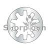 M2  Din 6797 J Metric Internal Tooth Lock Washer Zinc (Box Qty 10000)  BC-M2D6797J