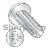 M3-0.5X20  Din 7500 C Metric Type Z Pan Thread Rolling Screw Zinc Bake And Wax (Box Qty 1000)  BC-M320D7500C