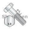 M6X35  Din 931 8 Point 8 Metric Partially Threaded Cap Screw Zinc (Box Qty 700)  BC-M635D9318