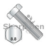 M6X12  Din 933 8 Point 8 Metric Fully Threaded Cap Screw Zinc (Box Qty 1000)  BC-M612D9338