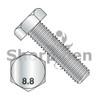 M6X20  Din 933 8 Point 8 Metric Fully Threaded Cap Screw Zinc (Box Qty 1000)  BC-M620D9338