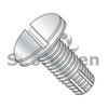 2-56X1/4  Slotted Pan Thread Cutting Screw Type F Fully Threaded Zinc (Box Qty 10000)  BC-0204FSP