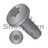 10-24X1  Six Lobe Pan Floor Board Screw Type F Fully Threaded Black Phosphate (Box Qty 5000)  BC-1016FTPB