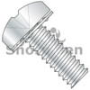 2-56X1/4  Phillips Pan Internal Sems Machine Screw Fully Threaded Zinc (Box Qty 10000)  BC-0204IPP