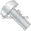 2-56X5/16  Phillips Pan Internal Sems Machine Screw Fully Threaded Zinc (Box Qty 10000)  BC-0205IPP