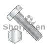 1/4-20 X 1/2  Hex Tap Bolt Grade 5 Fully Threaded Zinc (Box Qty 2000)  BC-1408BHT5