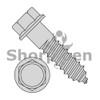 1/4X3  Indented Hex Flange Lag Screw Grade 2 Hot Dip Galvanized (Box Qty 500)  BC-1448LFG