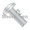 4-40X3/16  Phillips Binding Undercut Machine Screw Fully Threaded Zinc (Box Qty 10000)  BC-0403MPB