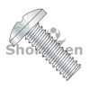 4-40X1/4  Phillips Binding Undercut Machine Screw Fully Threaded Zinc (Box Qty 10000)  BC-0404MPB