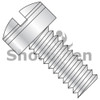 10-32X3/8  MS35276, Military  Drilled Fillister MS Screw Fine Thread 300 Series S/S DFAR (Box Qty 250)  BC-MS35276-261