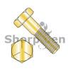 1/4-20X1 1/4  MS90725 Military Hex Head Cap Screw Coarse Thread Cadmium Yellow Grade 5 DFAR (Box Qty 1900)  BC-MS90725-10