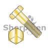 1/4-28X2 1/4  MS90726 Military Hex Head Cap Screw Fine Thread Cadmium Yellow Grade 5 DFAR (Box Qty 1000)  BC-MS90726-15