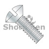 4-40X1/4  Slotted Oval Machine Screw Fully Threaded Zinc (Box Qty 10000)  BC-0404MSO