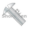 4-40X1/4  Slotted Truss Machine Screw Fully Threaded Zinc (Box Qty 10000)  BC-0404MST