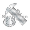1/4-20X5/8  Slotted Truss Serrated Machine Screw Fully Threaded Zinc (Box Qty 3000)  BC-1410MSTS