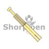 1/4X2 3/8  Expansion Pin Anchor Zinc Yellow (Box Qty 100)  BC-1438AEP