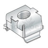 8-32-2B  Cage Nuts Zinc (Box Qty 1000)  BC-08NCAG