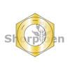 1/4-28  Fine Thread Finished Hex Nut Grade 8 Zinc Yellow (Box Qty 5000)  BC-15NF8