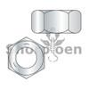 3/8-16  Heavy Hex Nut Grade 5 Zinc (Box Qty 1600)  BC-37NHH5