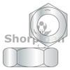9/16-12  Hex Jam Nut Grade 5 Zinc (Box Qty 800)  BC-56NJ5