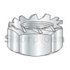 4-40  K Lock Nut Zinc and Bake (Box Qty 5000)  BC-04NK
