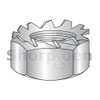 4-40  K Lock Nut 18-8 Stainless Steel Nut, 420 Stainless Steel Washer (Box Qty 2000)  BC-04NK188