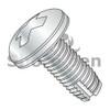 4-40X3/16  Phillips Pan Thread Cutting Screw Type 1 Fully Threaded Zinc (Box Qty 10000)  BC-04031PP