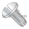 4-40X3/8  Slotted Pan Thread Cutting Screw Type 1 Fully Threaded Zinc (Box Qty 10000)  BC-04061SP