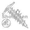 8X9/16  Phillips Modified Truss Head Fine Thread Drywall Screw Fully Threaded Zinc (Box Qty 5000)  BC-0809YPM